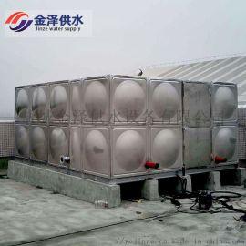 组合式不锈钢消防水箱 安装注意事项