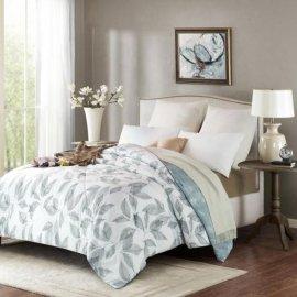 喜芙妮家纺  博洋家纺 冬被 两床被子 一床四件套 一条毯子 时间截止到10月20日