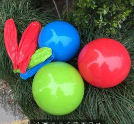 PVC沙滩球,可充放气PVC球