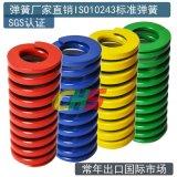 德标弹簧ISO10243标准 进口标准矩形模具弹簧