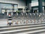 自動伸縮門,廣州電動伸縮門結構,廣州奧興門業