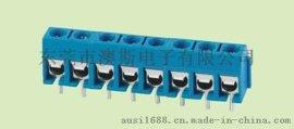 螺钉式 PCB接线端子KF301-5.0间距-2P 接插件 可拼接