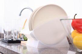 达盛H-627 收纳碗架/可叠加碟碗收纳架 /盘子置物架 /厨房收纳 /晾碗架