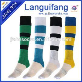 **兰桂坊毛巾底足球袜,专业球队足球袜,广州运动袜工厂
