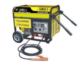 190A汽油发电电焊机
