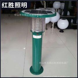 厂家优惠供应 太阳能灭蚊草坪灯、太阳能灯灭蚊灯 (停产)