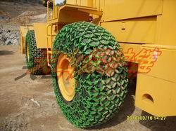井下作业机械轮胎保护链 耐磨王保护链