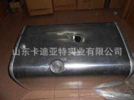 陕汽德龙F2000原装水加热铝合金燃油箱 德龙400升加热铝油箱