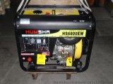 發電電焊機 悍莎柴油發電焊機