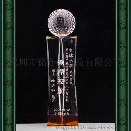 广东水晶奖杯  **水晶奖杯  年会颁奖奖杯