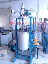 专业厂家直供10L不锈钢高压反应釜