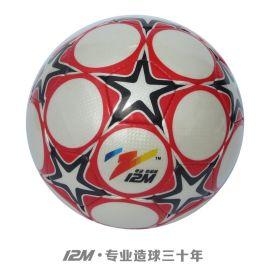 正品12M 4号足球室内足球5-7人制足球比赛足球环保PU耐磨手缝足球