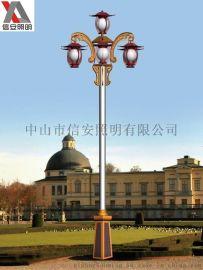 中山信安照明专业批发生产中华灯路灯户外球场灯高杆灯广场灯景观灯