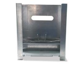 半導封裝掛籃Stack Magazine 不鏽鋼耐高溫烘烤 電鍍 封膠掛籃