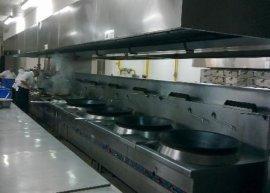 上海黄浦区厨房设备清洗维修 油烟管道清洗维修