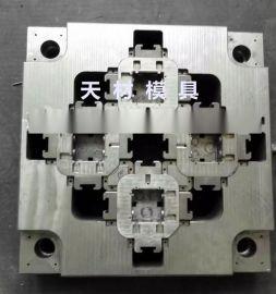 86式组装接线盒模具 接线盒模具