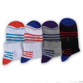 男士纯棉春夏薄棉款男士商务袜 赠品袜 男袜棉春夏季促销