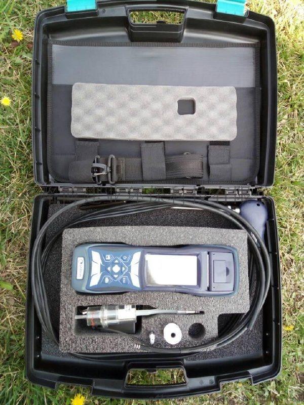 送貨上門義大利斯爾頓C500 O2/NOx/SO2煙氣分析儀
