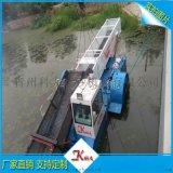 小型水浮莲打捞生产线 自动化水葫芦打捞机械