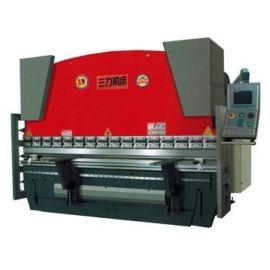 安徽省三力機械液压板料数控折弯機,液压折弯機、电液伺服数控折弯機