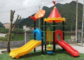 广西南宁幼儿园玩具厂室外组合滑梯,大型游乐设备