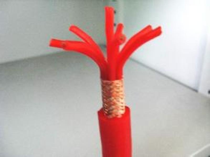YGCP 硅橡胶绝缘编织**电力电缆