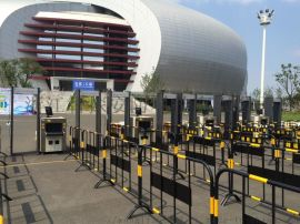 浙江 上海安检门出租,包裹安检机出租