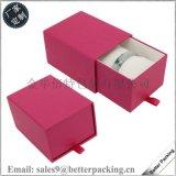 定做高档首饰包装盒 抽屉首饰盒 特种纸纸盒 纸制手镯手链手表盒