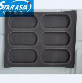 EVA生产加工定制 海绵包装盒 eva材料包装 EVA辅助包装包装盒内衬防震