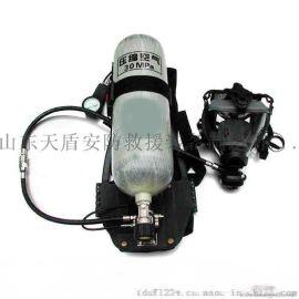 空气呼吸器 6.8L消防空气呼吸器 背负式正压空气呼吸器