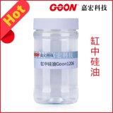 纺织助剂缸中硅油Goon1206 柔软剂硅油功能整理助剂 水溶性好