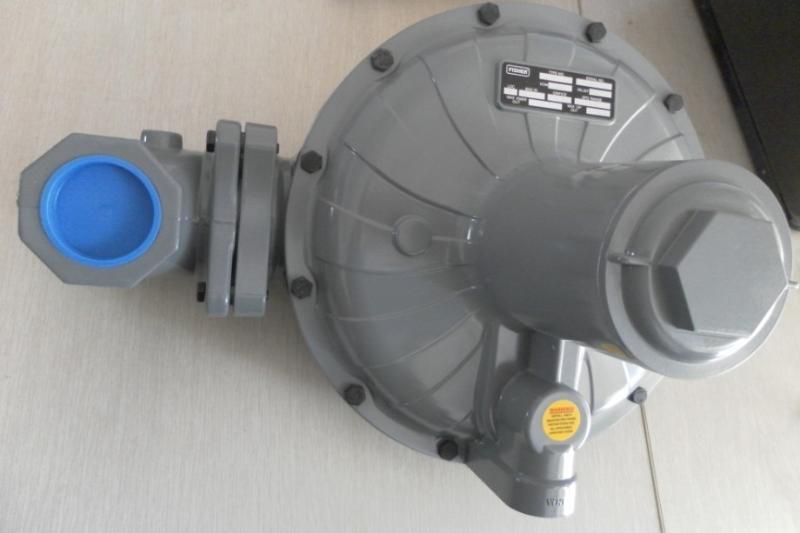 美國FISHER二級調壓閥CS800燃氣減壓閥S201費希爾