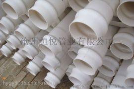 什么是PVC管,PVC管材又叫聚氯乙烯管材