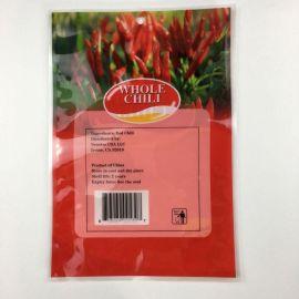 定做1KG辣椒粉包装袋拉链复合包装袋调味粉包装袋