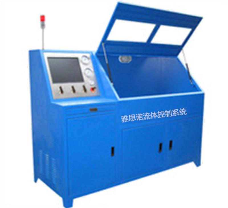 閥門水壓試驗機-管件水壓測試臺-氣瓶水壓爆破試驗檯