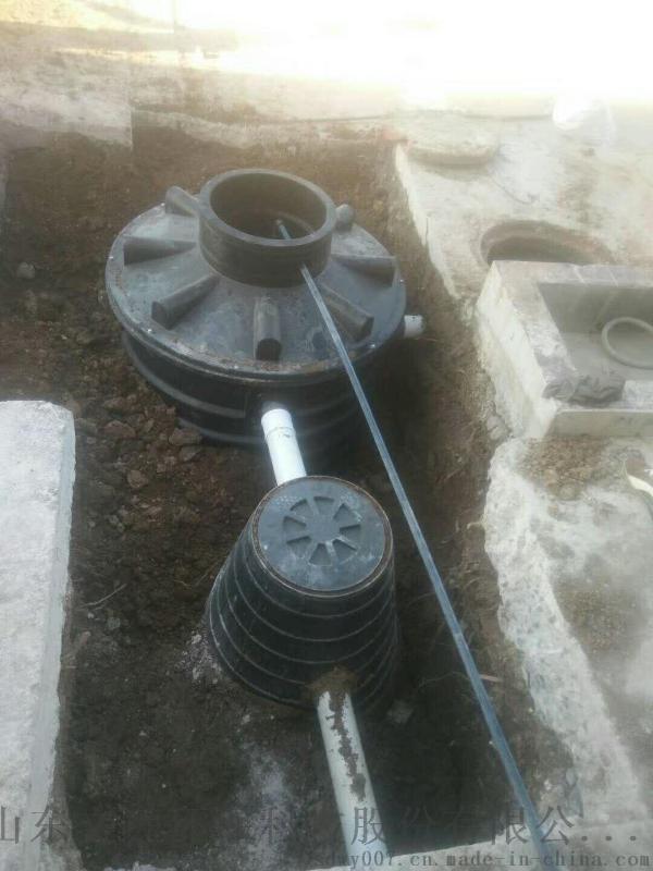 一体化净化槽_生活污水处理净化槽_出水水质达到一级B标准