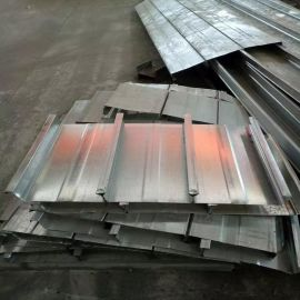 胜博 YXB65-185-555型闭口式楼承板0.7mm-1.2mm厚 邯钢镀锌压型楼板 唐钢高强度高镀锌楼承板