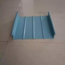铝镁锰屋面瓦 铝镁锰合金瓦 铝镁锰直立锁边瓦