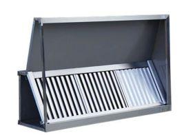 西安不锈钢厨房烟罩/西安铝板来料加工/批发价格