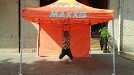 定制广告 厂家批发 3*3米广告折叠帐篷 户外促销展览四脚帐篷伞
