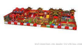 淘气堡儿童乐园0002圣发游乐设备玩具