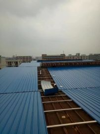 专业承接钢结构别墅厂房平台仓库屋面设计施工工程广州案例