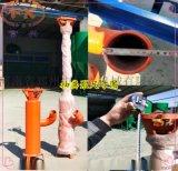 养殖专用抽粪泵 鸡粪蛟龙泵 猪粪蛟龙泵