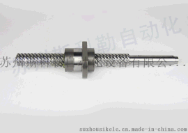 厂家供应 端盖循环式滚珠丝杆CSNF3232 高精度螺母