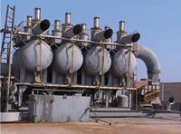 颗粒活性炭(GAC)有机废气吸附回收装置