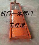 500mm*500mm渠道一体式铸铁闸门价格
