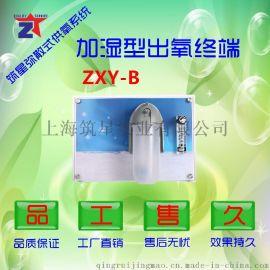 厂家直销 加湿型弥散式供氧终端 个人吸氧 氧** 氧疗