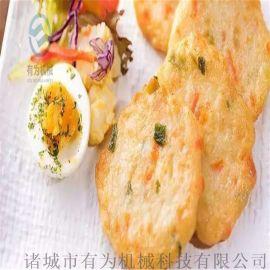 鳕鱼排裹糠机,304材质连续式鱼排酥裹面包糠设备