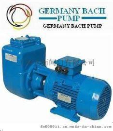 德国巴赫进口自吸污水泵