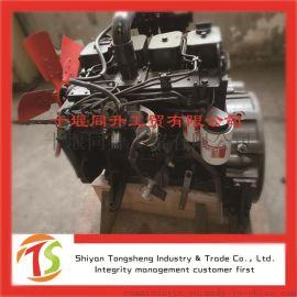 康明斯柴油机6BTA5.9排量165马力发动机